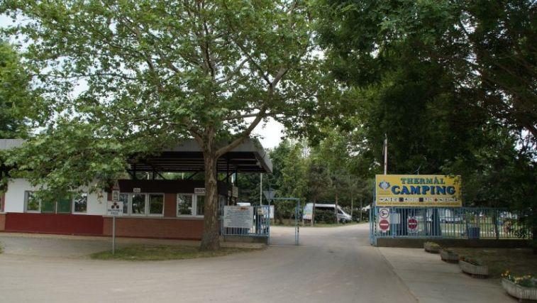 Hungarospa Thermal Camping