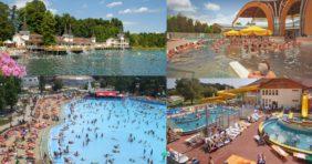 A 10 legnépszerűbb termálfürdős település 2016-ban