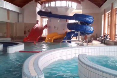 Első videó a Zsóry élményfürdő részlegéről