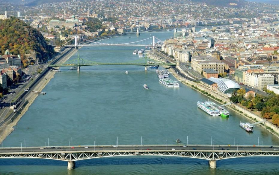 Duna Budapestnél