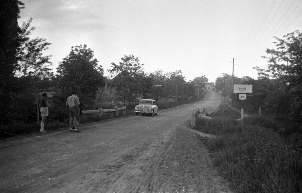 Igal 1950-ben