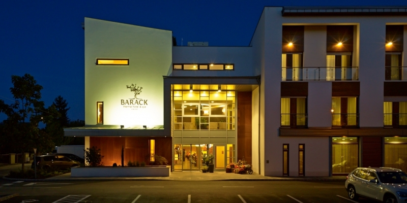 Tiszakécske Barack Hotel
