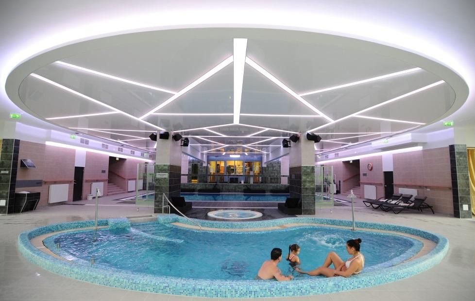 Hotel Eger wellnessfürdő