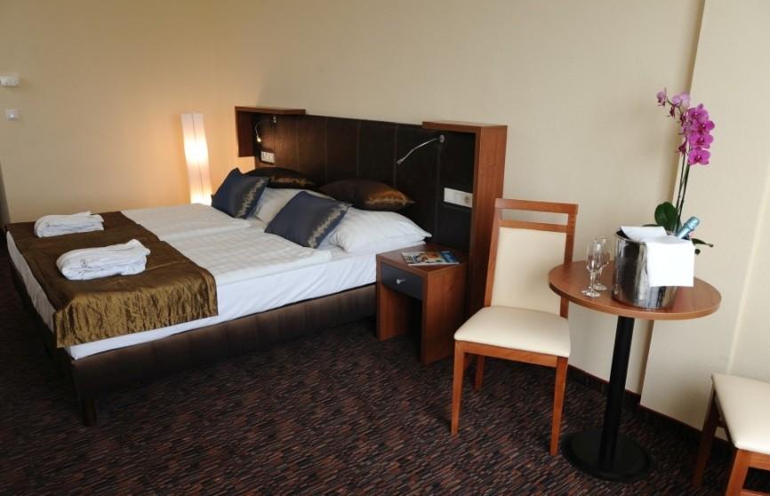 Hotel Eger Park szoba