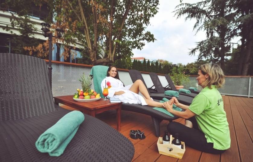 Hotel Eger Park wellness