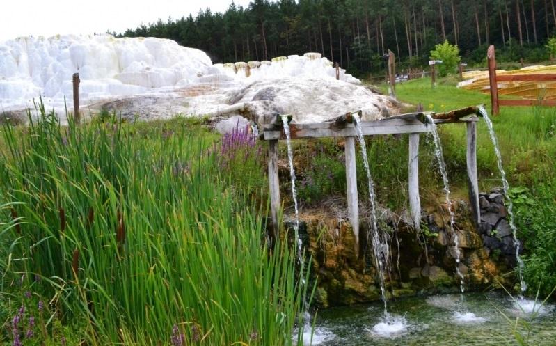 Egerszalók gyógyvíz és sódomb