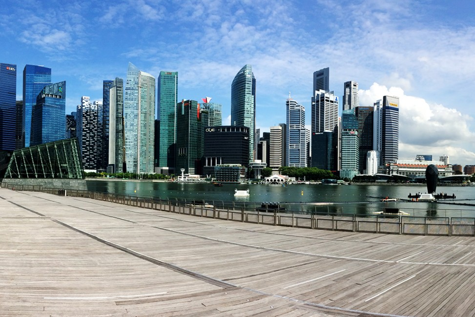 Eleven Polin Szingapúr