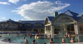Sárvári fürdő: idén is folytatódnak a fejlesztések