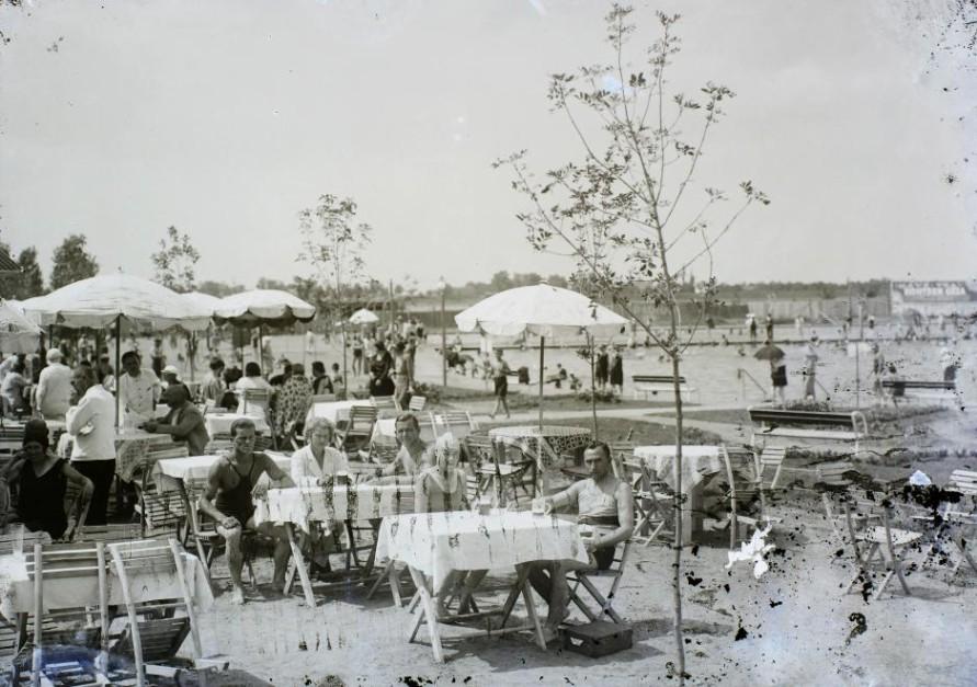 Hajdúszoboszlói fürdő 1930