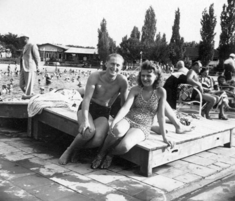 Hajdúszoboszlói fürdő 1939