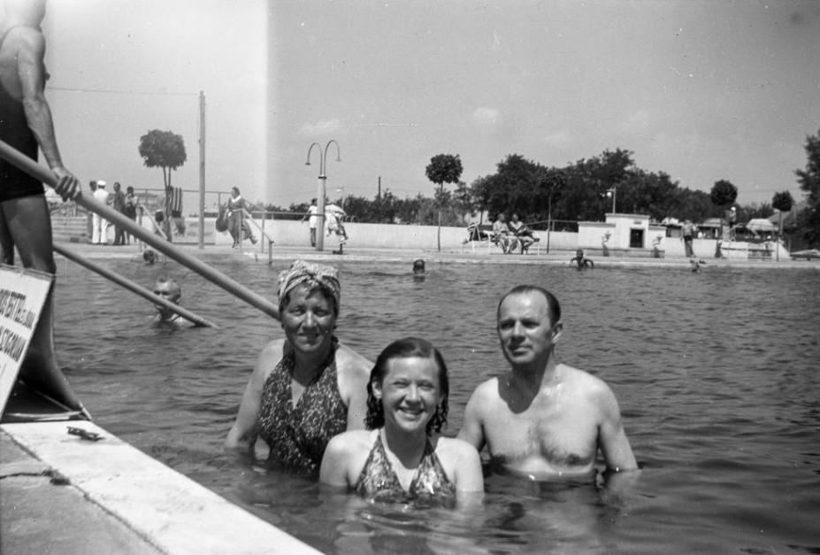 Hajdúszoboszlói fürdő 1940