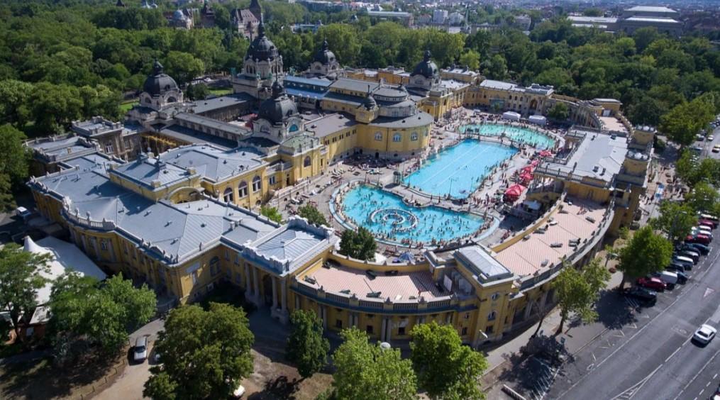 Széchenyi Gyógyfürdő Budapest