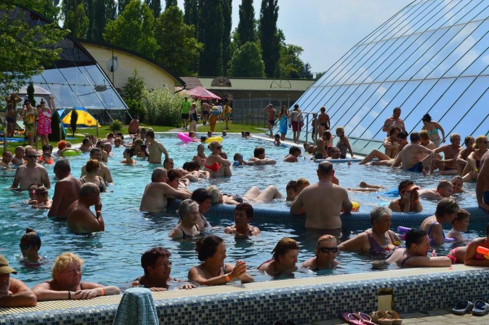 Tamási Fürdő Aquaplaccs Fesztivál