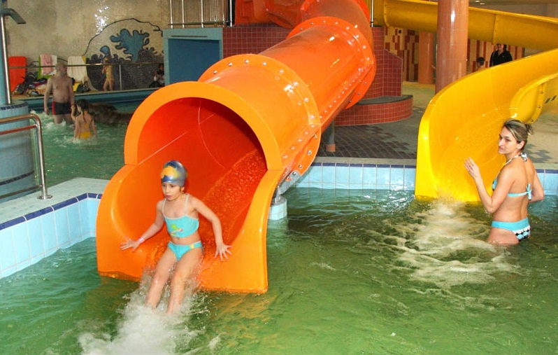 Hungarospa gyerekvilág fürdő