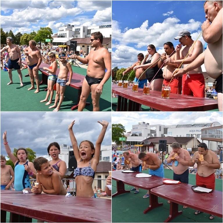 Hungarospa fürdő evőverseny