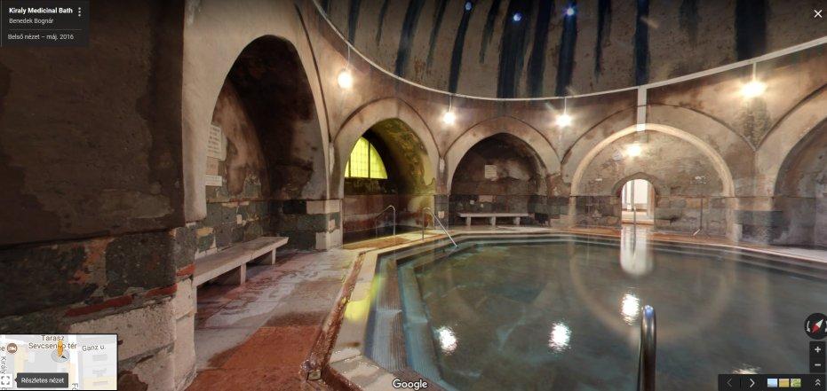 Király Gyógyfürdő Budapest