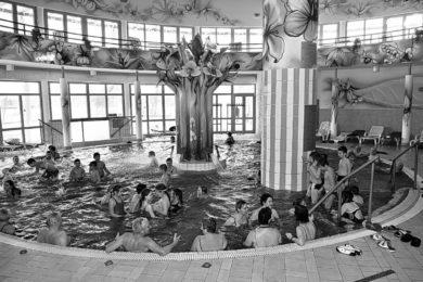 Heti fürdős programok: sör, szauna és két világnap