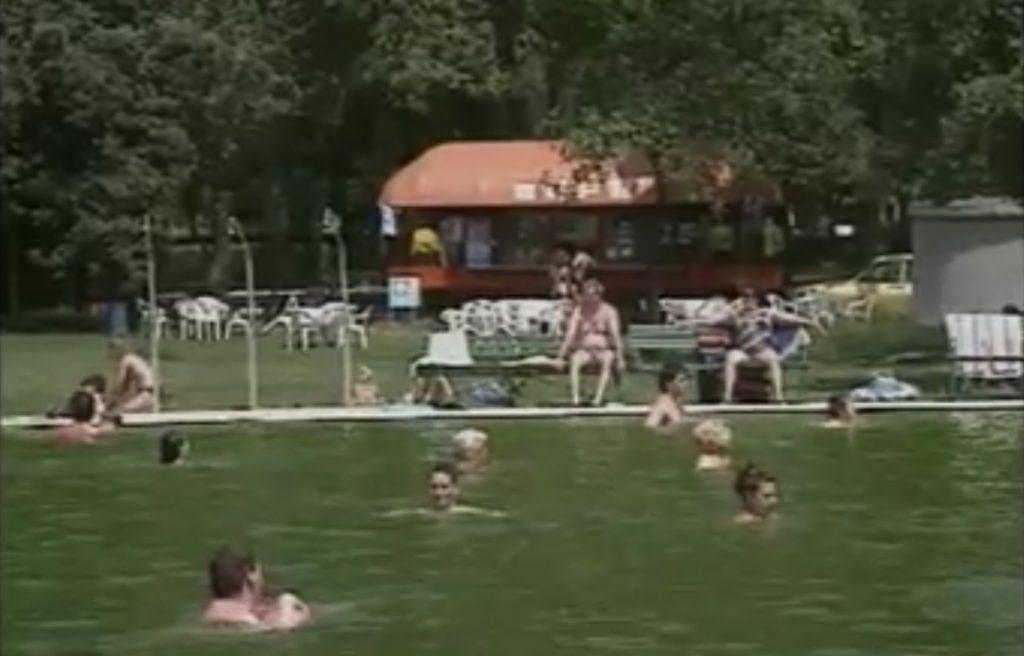 Igali termálfürdő 1994