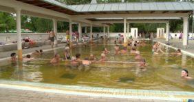 Ezen a nyáron is százezrek pihentek Sóstógyógyfürdőn