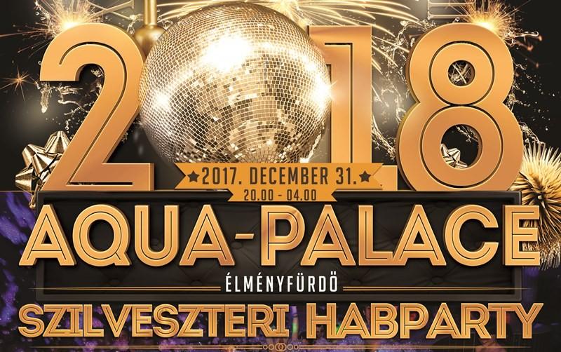 AquaPalace Szilveszter 2017/2018
