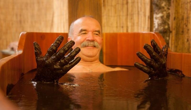 iszapfürdő iszapos kádfürdő