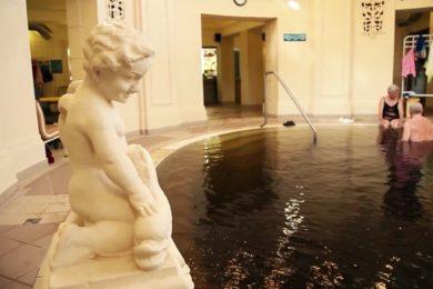 90 éves lett Békés megye patinás termálfürdője