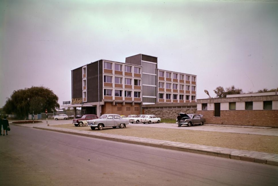 Hotel Délibáb Hajdúszoboszló 1969