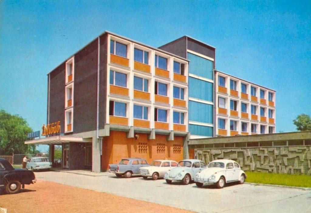 Hotel Délibáb Hajdúszoboszló 1972