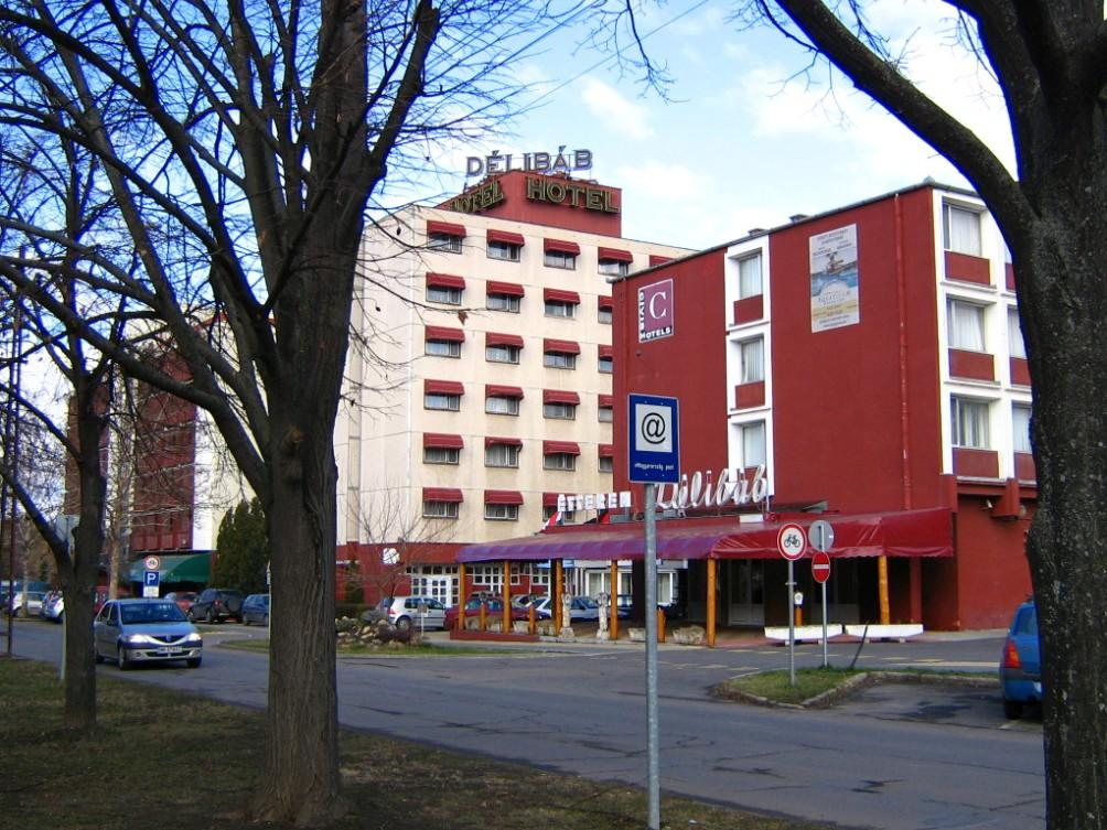 Hotel Délibáb Hajdúszoboszló 2007