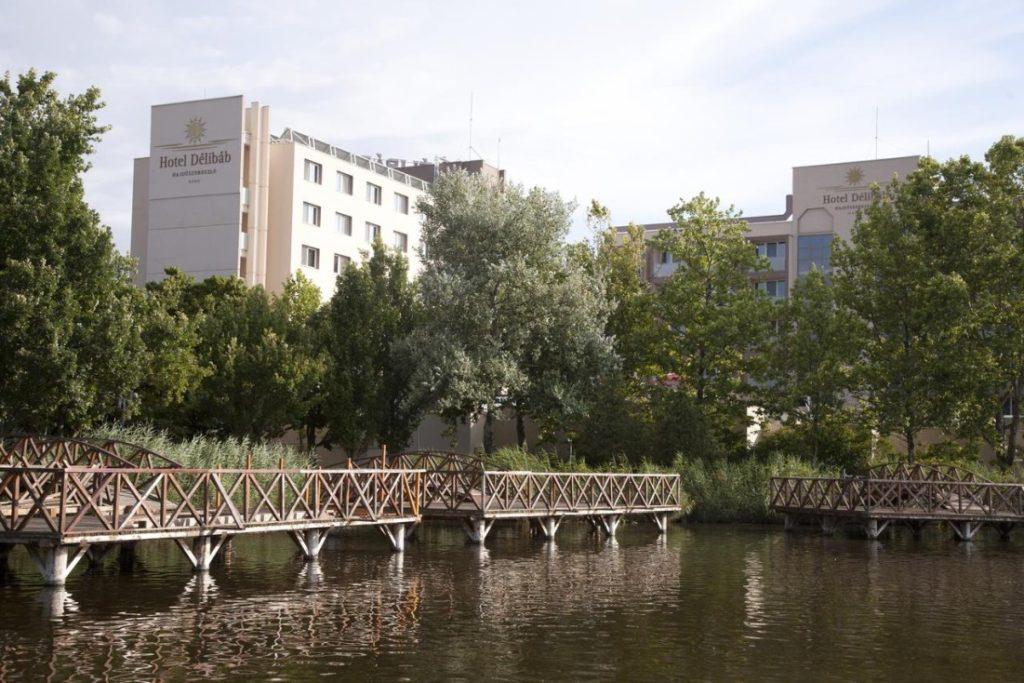 Hotel Délibáb szálloda Hajdúszoboszló