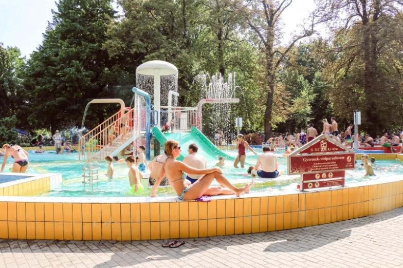 Gyula gyermek víziparadicsom