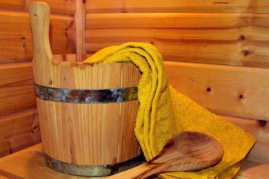 Átépítik a kaposvári fürdő szaunarészlegét