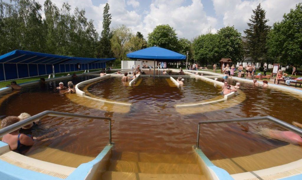 Berekfürdő termálfürdő