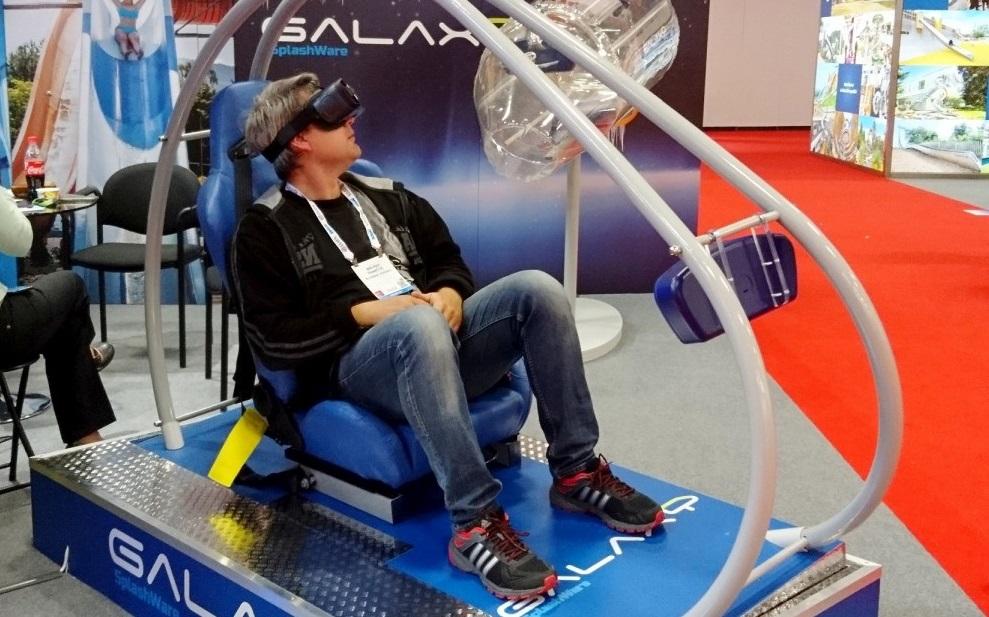 SplashWare Galaxy VR
