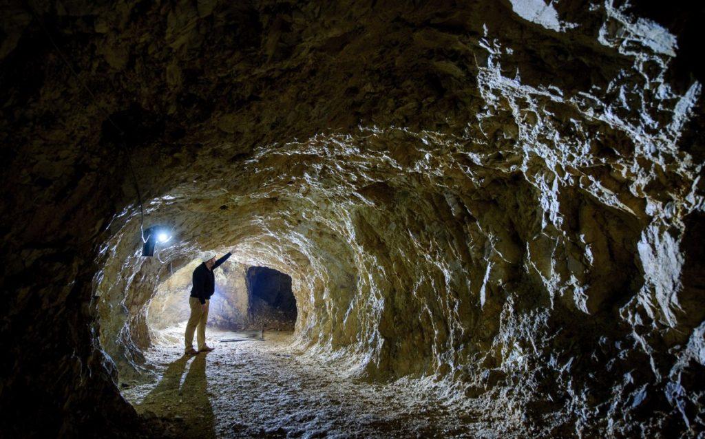 Miskolctapolca Barlangfürdő barlangjárat