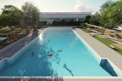 Pöpec strandfürdője lesz a nyárra Fehérvárnak