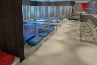 Idén egy hatszintes fürdőpalotát adnak át Budapesten