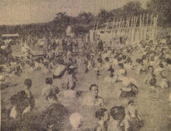 Igali fürdő 1962-ben