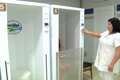 Víz nélküli gyógykezelések a Hajdúszoboszlói Gyógyfürdőben