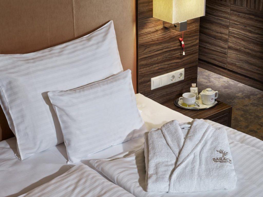 Barack Hotel szállodai szoba