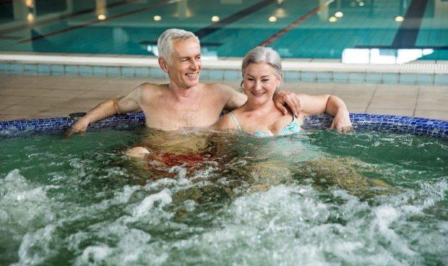 Termálfürdős pihenés 50 év felettieknek