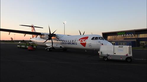 Czech Airlines Hévíz-Balaton Airport