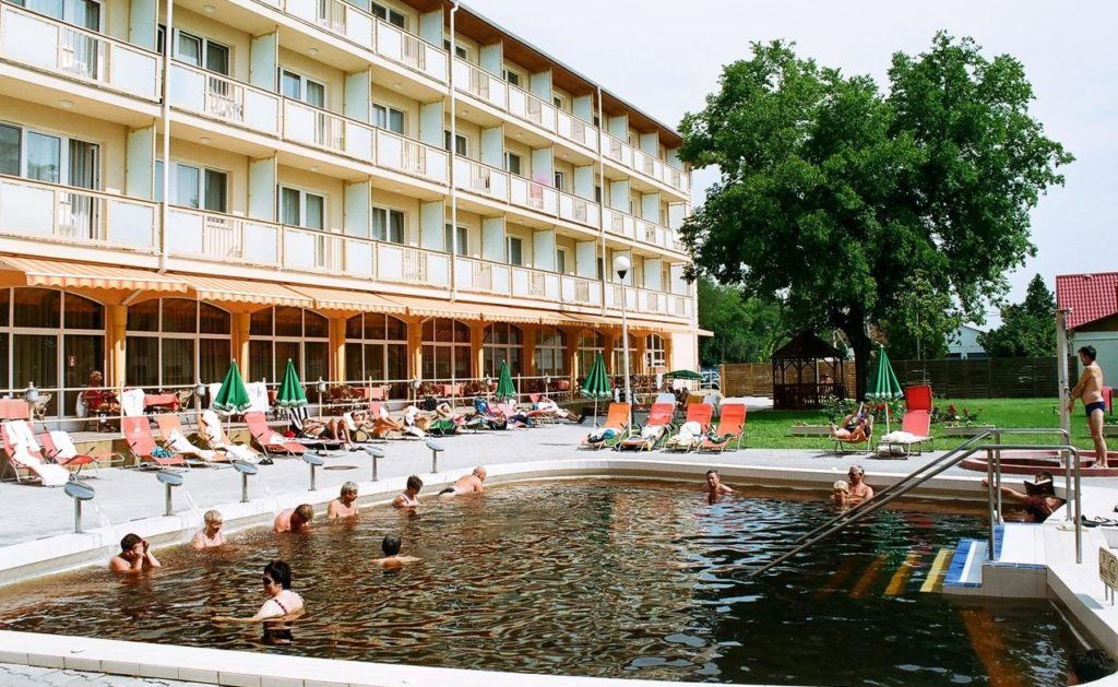 Hungarospa Thermal Hotel