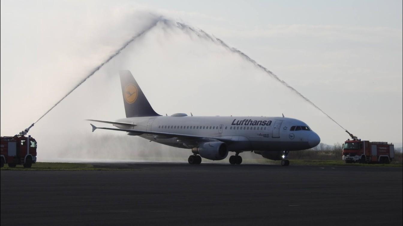 Lufthansa Hévíz-Balaton Airport