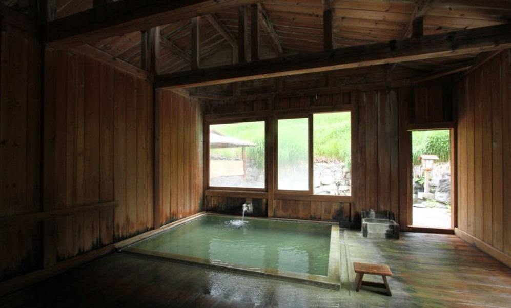 Nonaka termálfürdő Japán