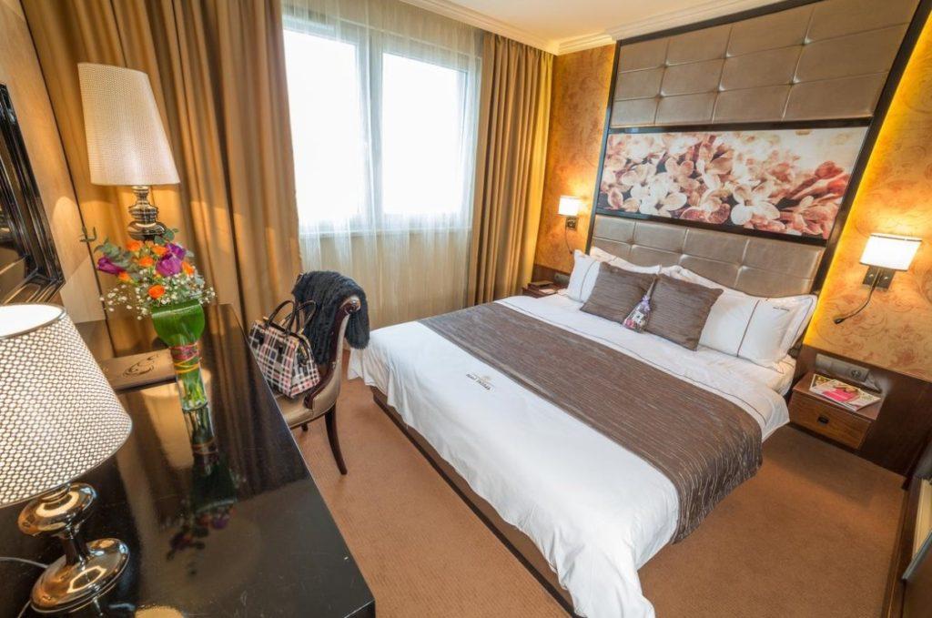 Hotel Délibáb szoba