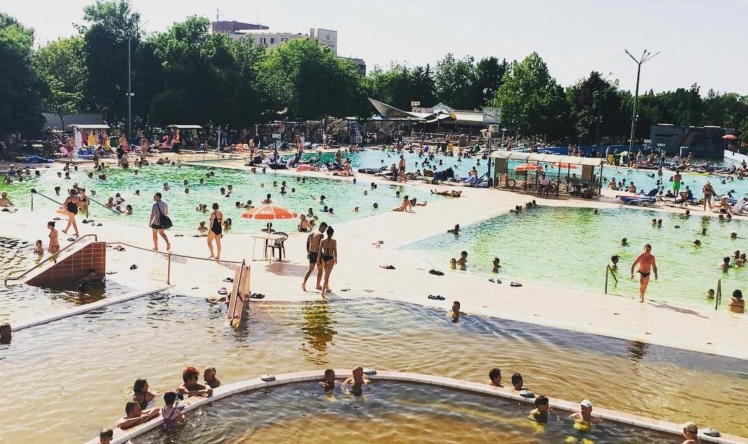 Hungarospa Hajdúszoboszló strandfürdő