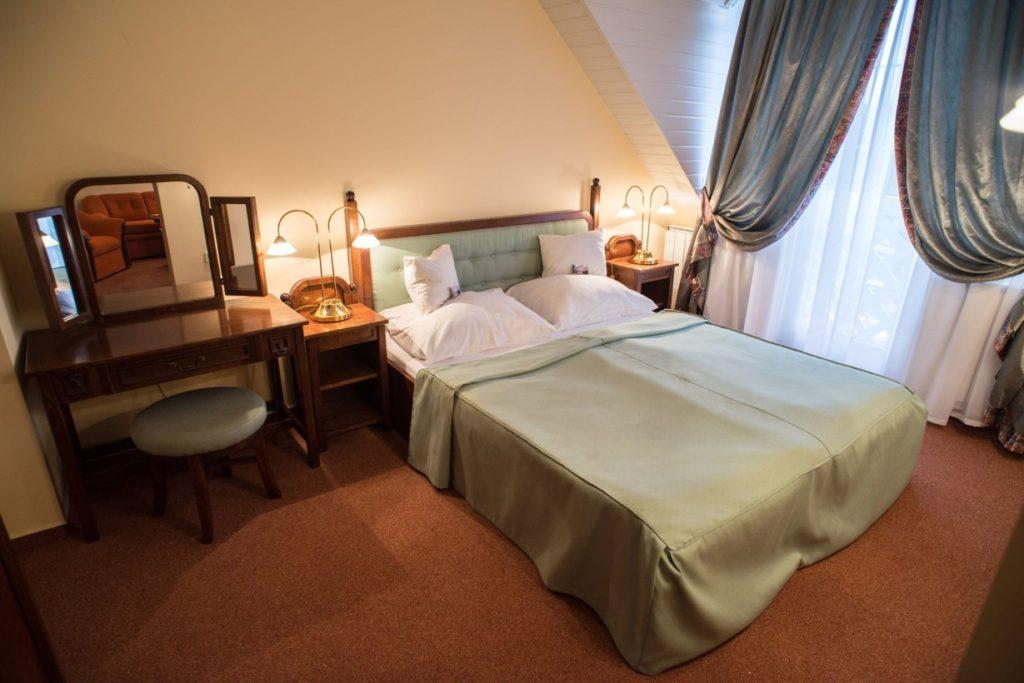 Erzsébet Hotel Hévíz szoba