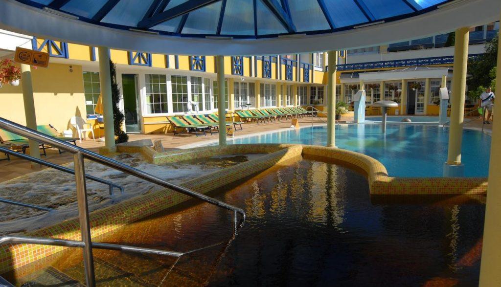Hotel Rudolf Hajdúszoboszló medence
