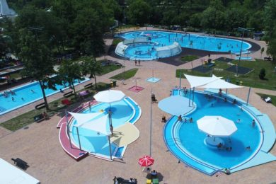 Igazi nyári gyerekparadicsom a Hungarospa